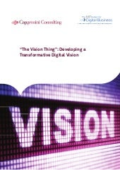 """The Vision Thing"": Developing a Tr..."