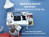 Digitizing danish libraries