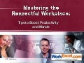 Diversity in the Workplace Training: Cultural Diversity Training and Diversity Training Video