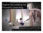 Digital Storytelling Tips & Resources