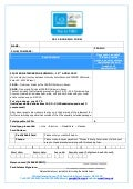 Dinner booking form 2012