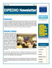 Dipecho4 newsletter3rd oct08