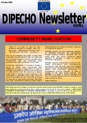 Dipecho v news letter  2nd edition-...