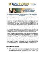 Diplomado blended learning