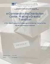E-Commerce in the Distribution Center