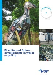 Directions of future developments i...