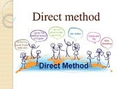 Direct method class presentation/by...