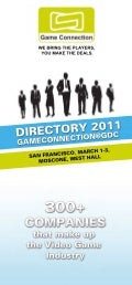Directory Game Connection@GDC 2011