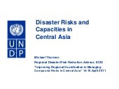 Disaster Risks and Capacities in Ce...