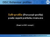 DiSC behaviour-profile