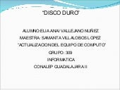 Disco Duro Geovanni