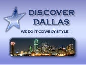 Discovering Dallas