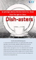 Dish-asters