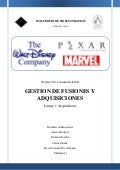 Disney Pixar - Marvel