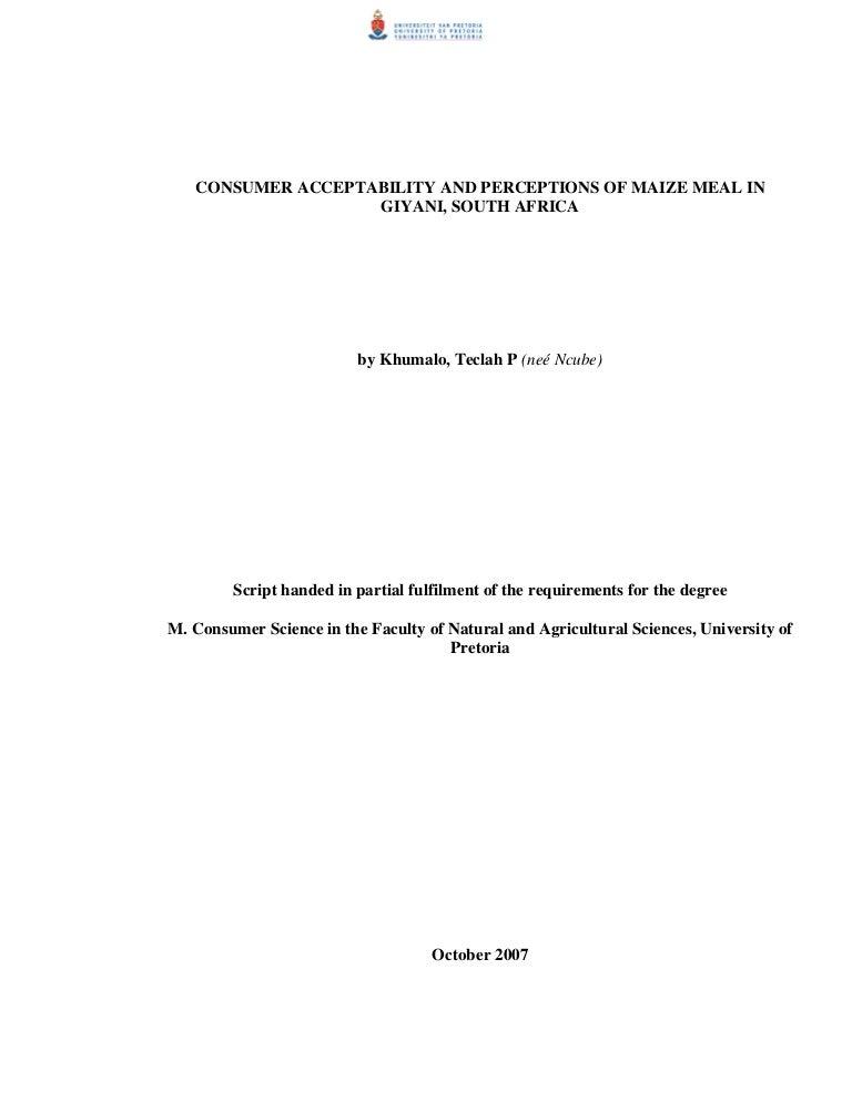 Dissertation consumer intention to return