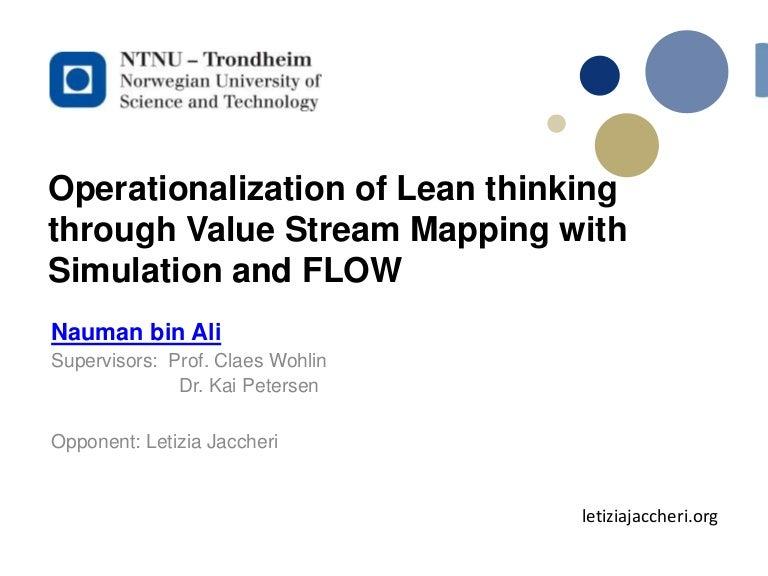 Dissertation research process