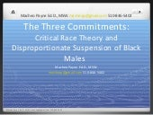 The Three Committments