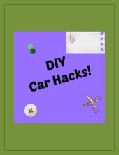 DIY car hacks for used Toyota cars