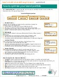 """How to Optimize Your Brand Portfolio"" Worksheet (by Denise Lee Yohn)"