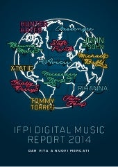 Digital Music Report IFPI - 2014