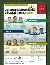 Defense Maintenance & Sustainme...