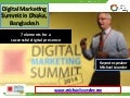 Digital Marketing Summit Keynote