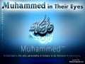 Muhammed in their Eyes