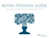 Dnb buyer persona-guide