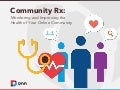 Online Community Rx: Monitoring and Improving the Health of Your Online Community