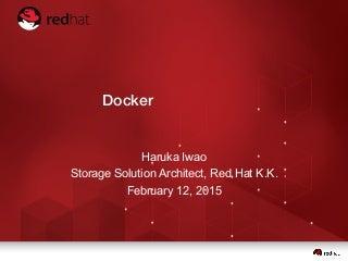 Dockerイメージ構築 実践テクニック