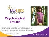 Trauma Informed Care: Theory & Pact...