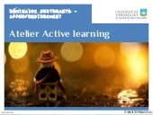 Atelier doctorants Active Learning
