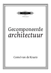 Documentatie \'gecomponeerde archit...