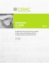 Documento CERAC No. 3: Quantificati...