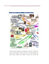 Documento inteligencias multiples