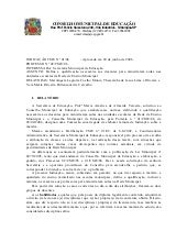 Documento magisterio para concurso