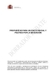 Documento Pacto Educativo25 02 10
