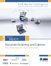 Document scanning and capture (loca...