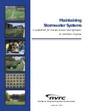 Maintaining Stormwater Systems (Rai...