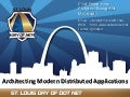 DODN2009 - Architecting Modern Distributed Applications