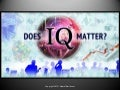 Does IQ Matter? Facts & Infographic