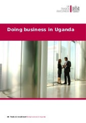 Doing business in uganda guide
