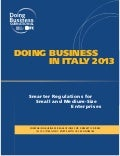 Doingbusinessitalia2013 121119033209-phpapp02