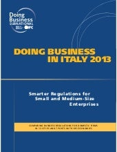 Doingbusinessitalia2013 12111903320...