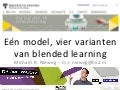 Eén model, vier varianten van blended learning - Michael Nieweg - OWD14