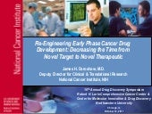 Re-Engineering Early Phase Cancer D...