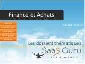Dossier Solutions Finance/Achat Saa...