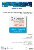 Dossier de presse forum ITS