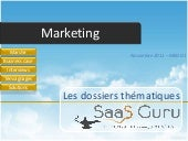 Dossier Solutions Marketing Saas Guru
