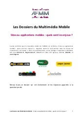 Dossier multimedia mobile-6mai2010